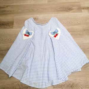 Vintage style Hell Bunny Jessie gingham skirt